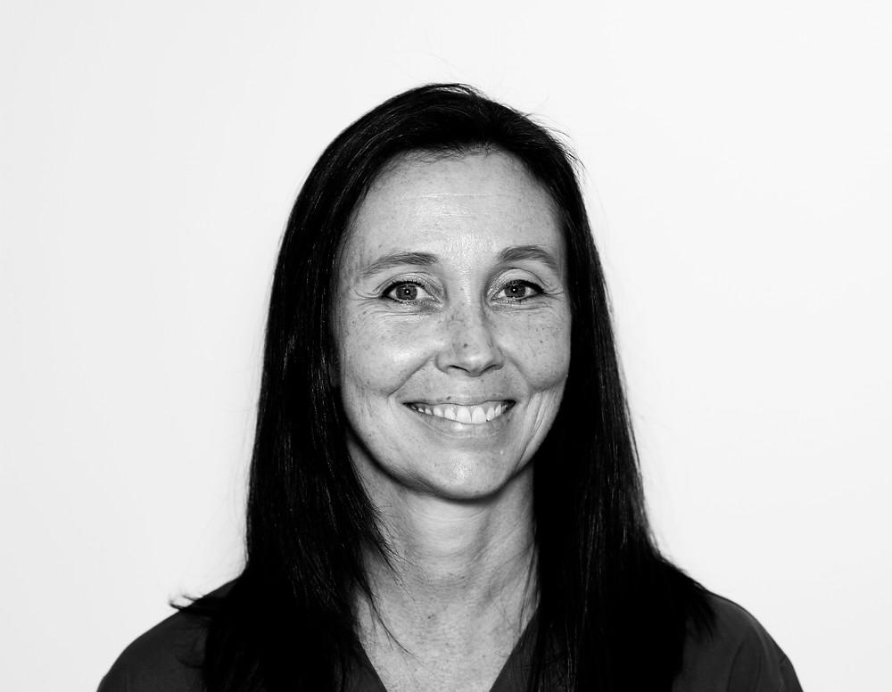 Linda Mårths, tandvårdsassistent
