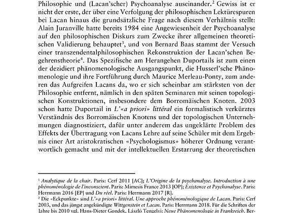 Gondek_Phänomenologie und Psychoanalyse_87