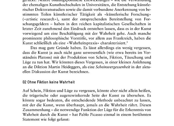 Pfaller_Die Lüge die Wahrheit die Kunst_87