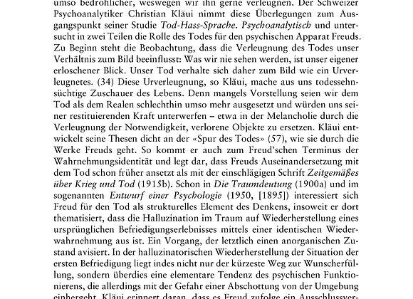Grancy_Tod-Hass-Sprache. Psychoanalytisch_87