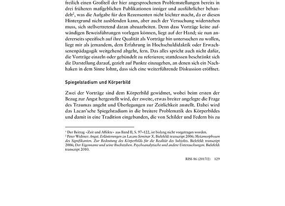 Gondek_Die traumatische Verfassung des Objekts_86