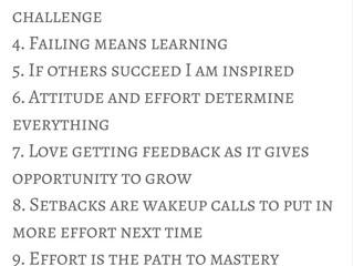 Top 10 Ways To Get A Growth Mindset