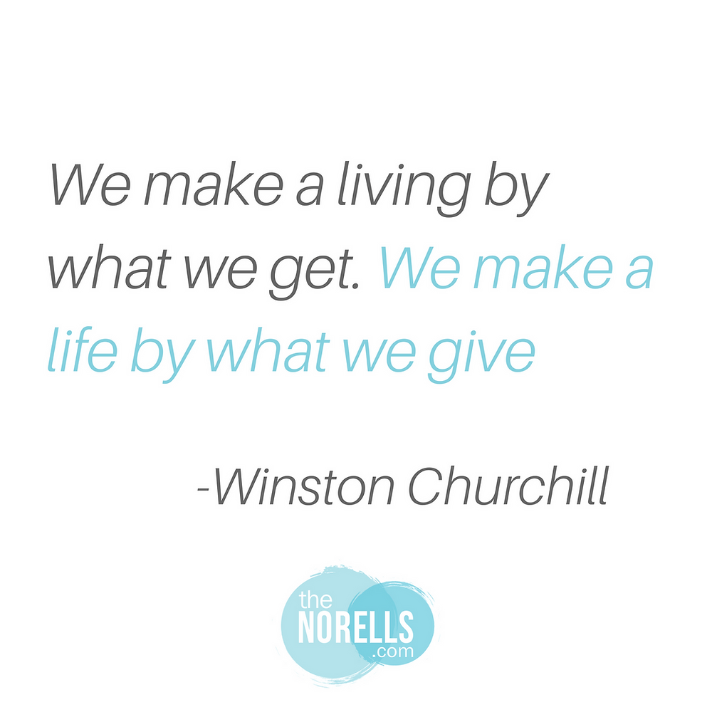 Winston Churchill quote on leadership