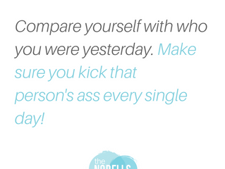 Compare Yourself to Your Best Self