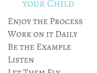 Top 6 Tips for a Better Relationship with your Child