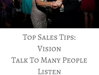 Interview with a Successful Salesman
