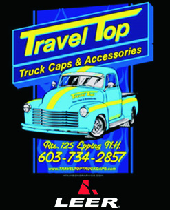 Travel Top Truck Caps & Accessories
