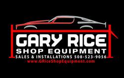 Gary Rice Shop Equipment
