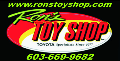 Ron's Toy Shop
