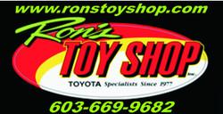 Ron's Toy Shop