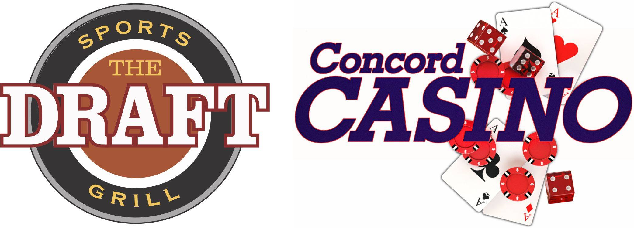 Concord Casino and The Draft Sports Grill