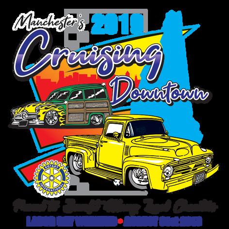 Cruising Downtown - Rotary Club