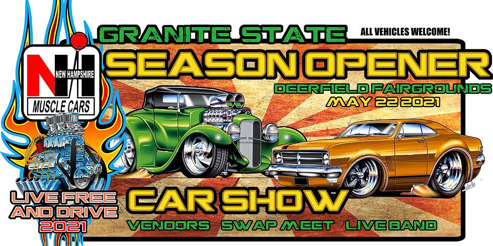 Granite State Season Opener at Deerfield Fairgrounds