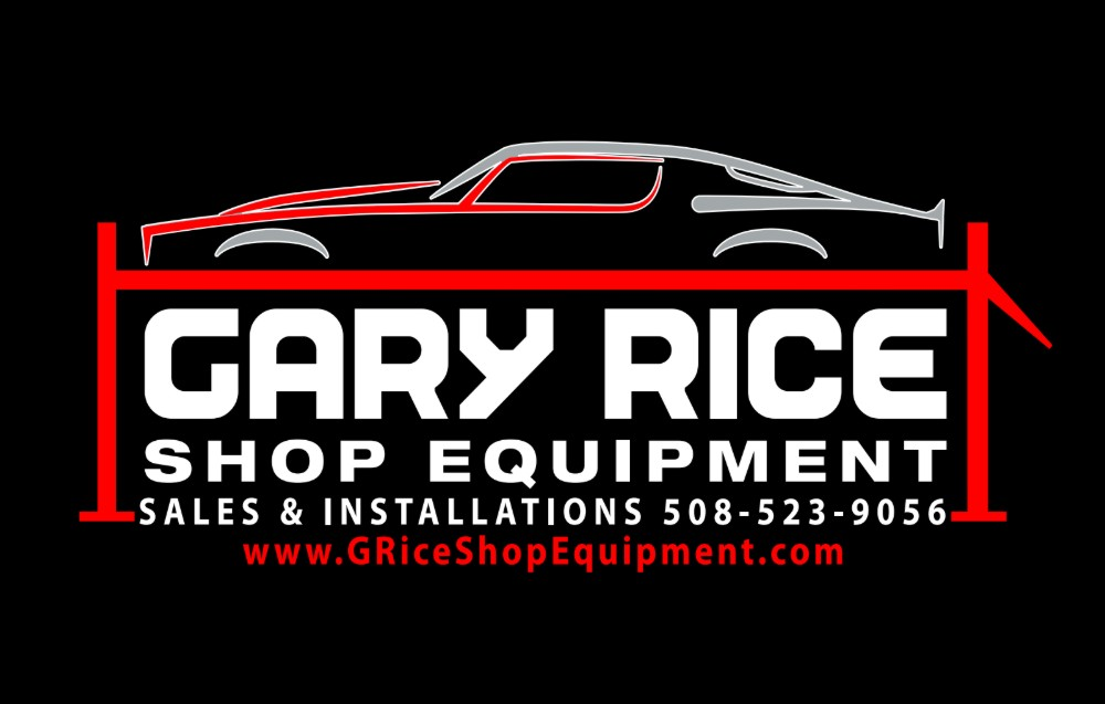 Gary Rice Shop Equipment