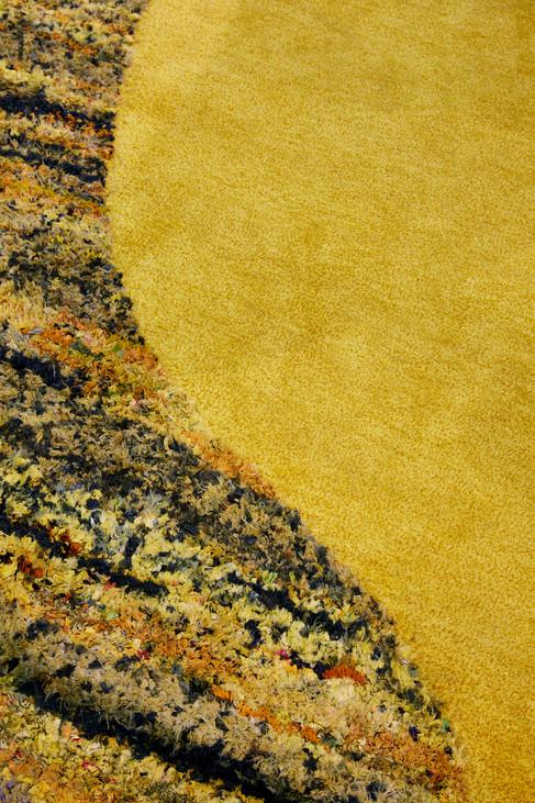 Scandinavian design handmade rugs