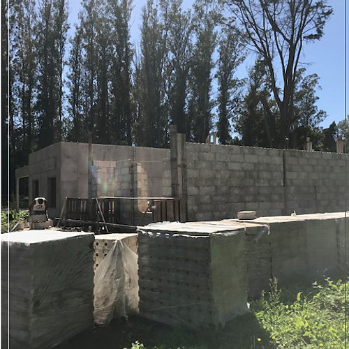 Bloques Encastrables - Cabaña N°29 en Bosque Peralta Ramos