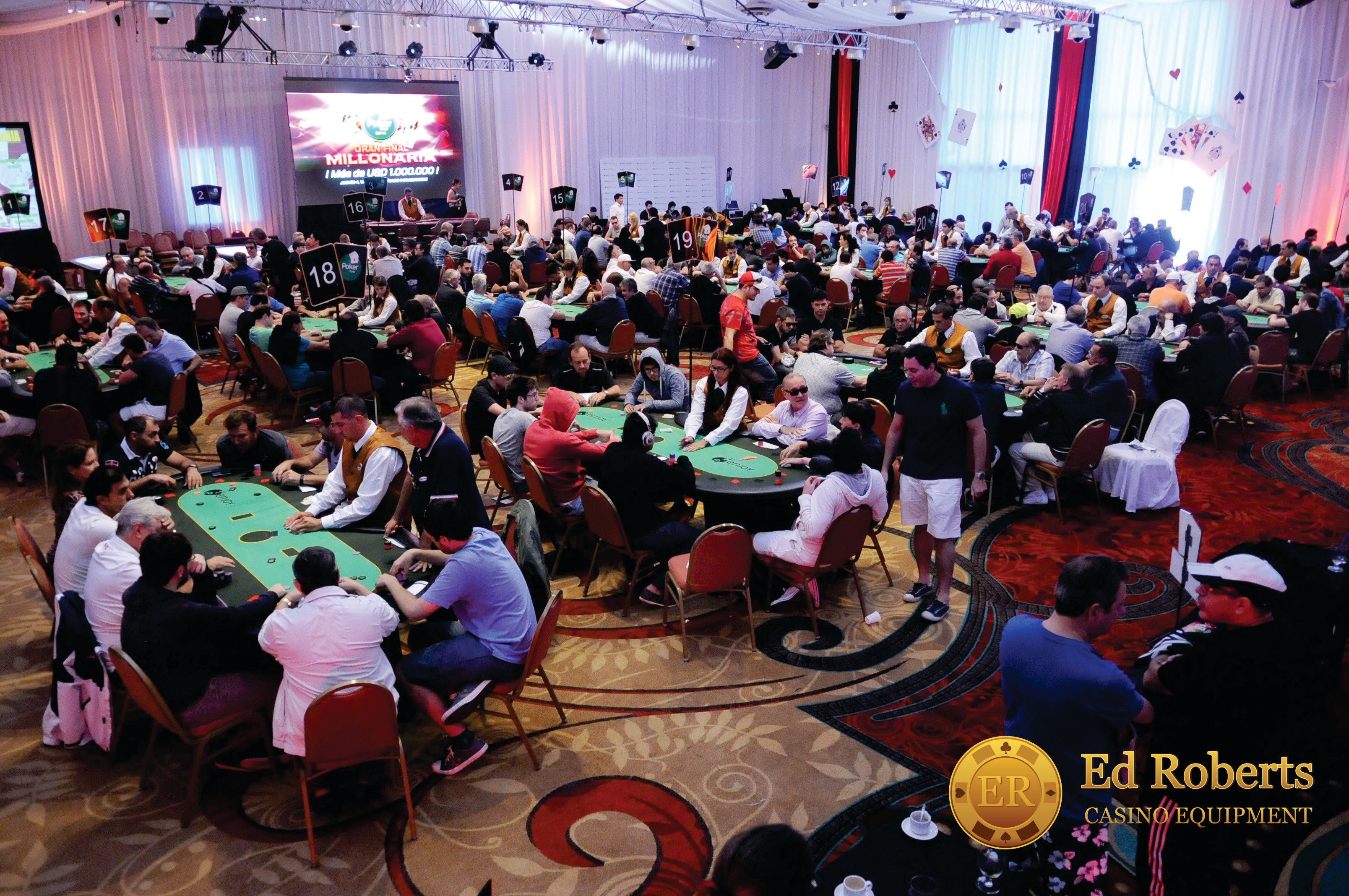 Enjoy Conrad Poker Tour