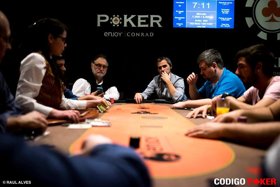 Enjoy Conrad Poker Tour 2016