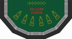 Poker Pai Gow 6 jugadores