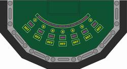 Poker Inglés 7 jugadores