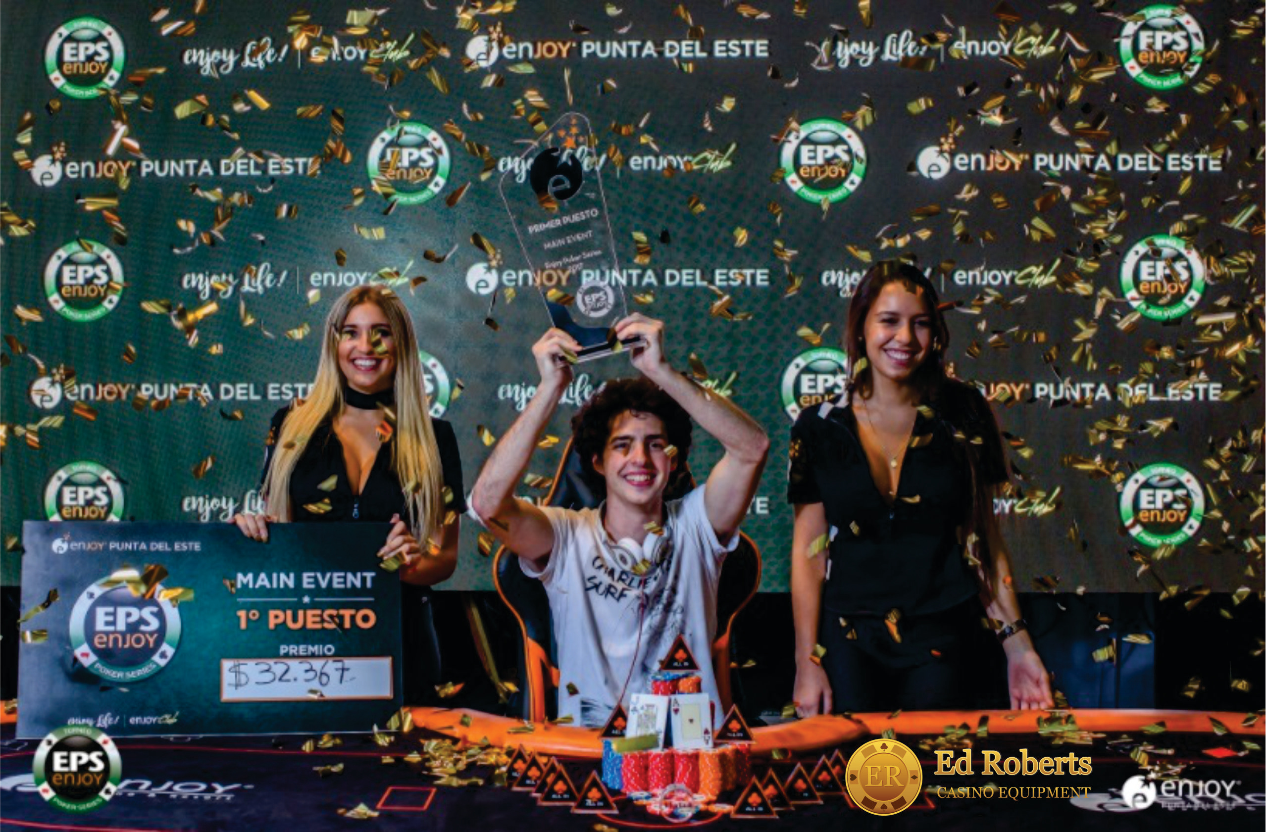 Enjoy Poker Series Punta del Este