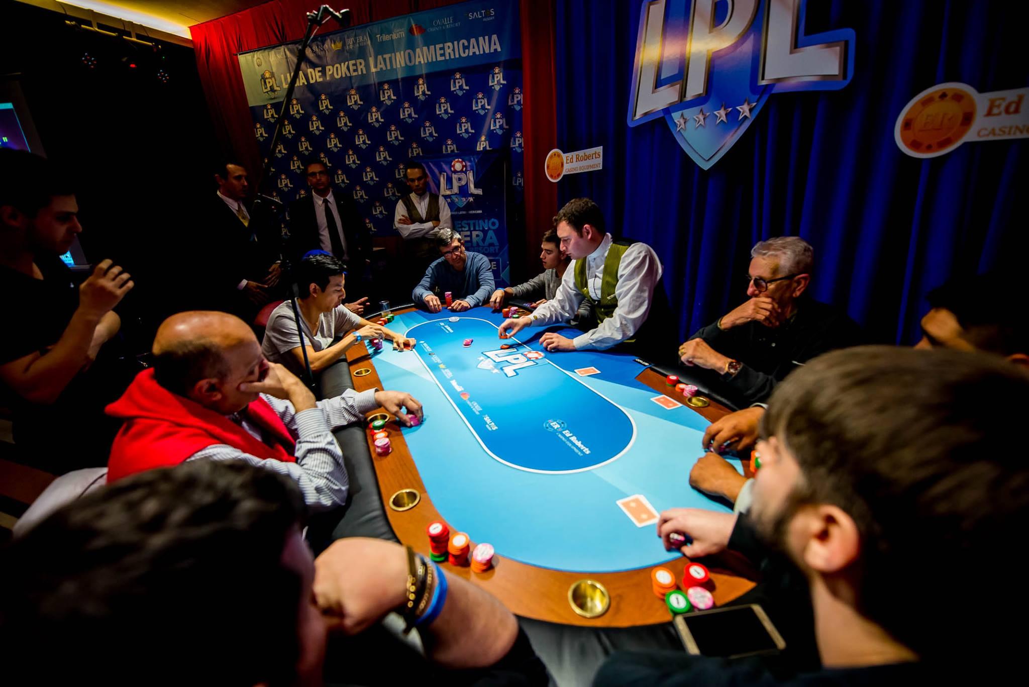 Liga de Poker Latinoamericana 2017