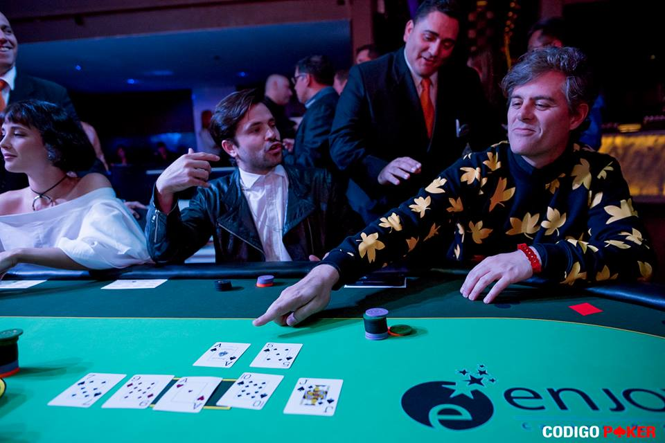 World Series of Poker Enjoy Uruguay