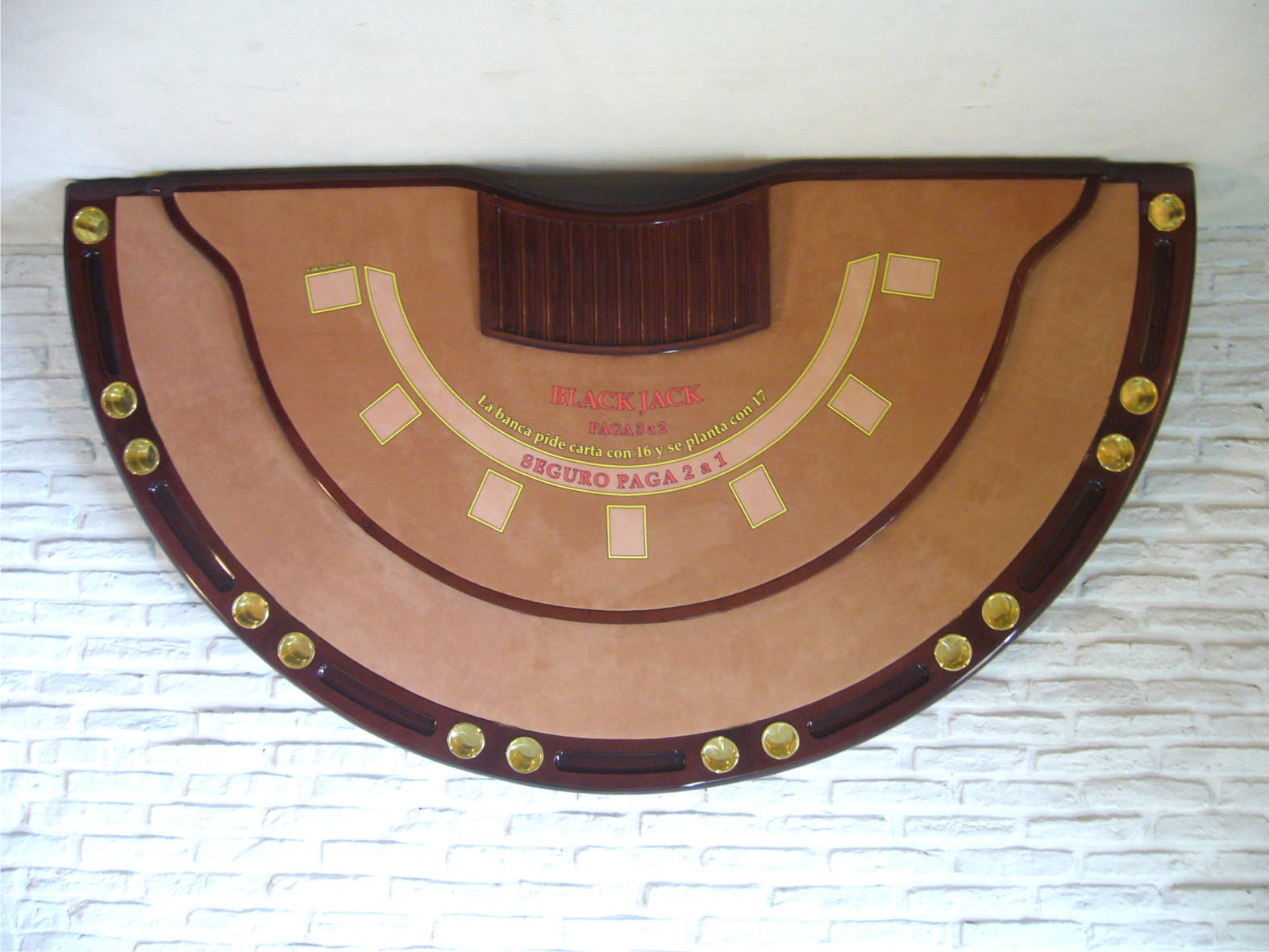 Carteo doble piso 7 jugadores