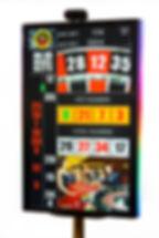 Lectoras de bolilla en cilindros de ruleta. Seguridad en el casino.