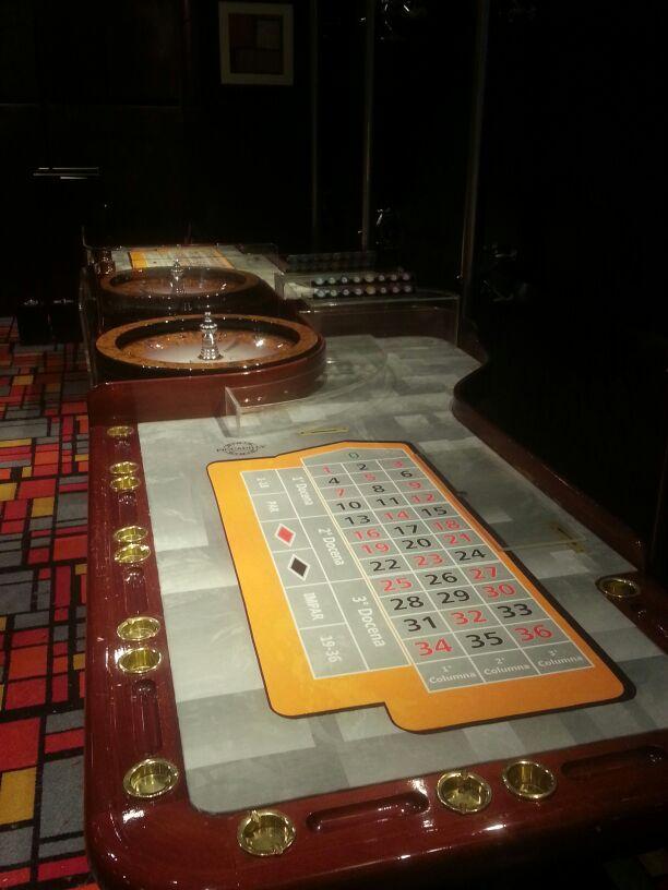 VIP sheraton mendoza ruleta