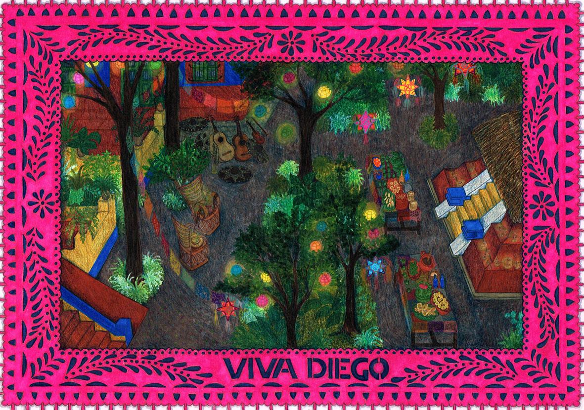 Viva Diego