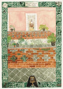 El silencio sonoro de Herr Kahlo
