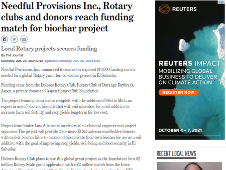 Proyecto de Biochar