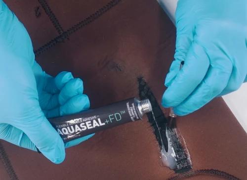 Aquaseal FD Repair Adhesive