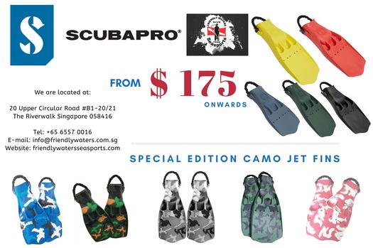 Scubapro Jet Fins