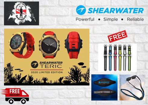 2020 Limited Edition Shearwater Teric Di