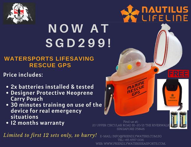 Nautilus Lifeline Watersports Lifesaving