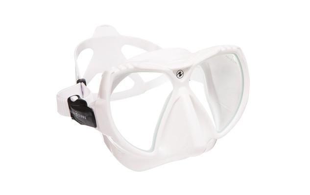 Mission Mask - White_White Silicone