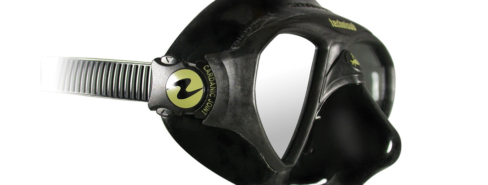 Micromask - Black_Black Silicone (Side)