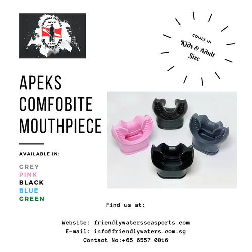 APEKS Comfobite Mouthpiece