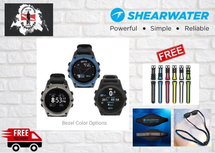 Shearwater Teric Dive Watch