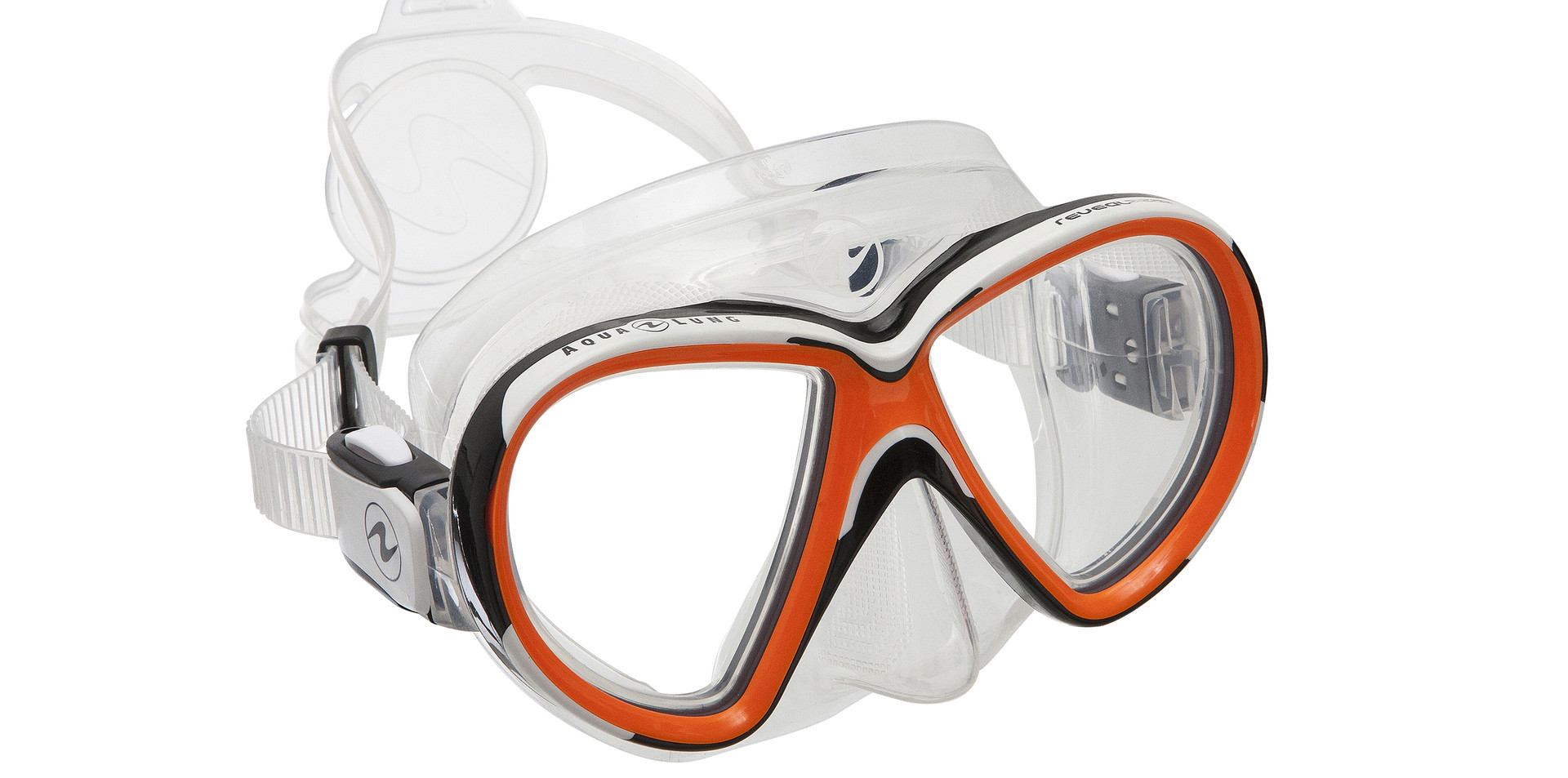 Reveal X2 - Clear Silicone_Orange