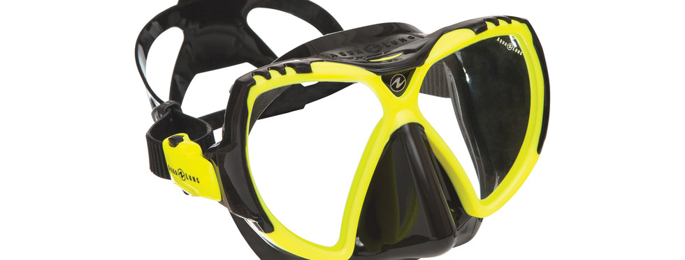 Mission Mask - Yellow_Black Silicone