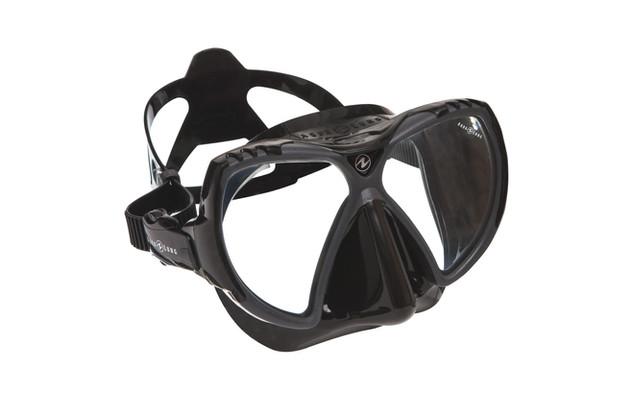Mission Mask - Black_Black Silicone