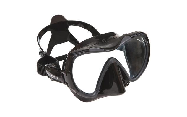 Mission Mask - MIDI Black_Black Silicone