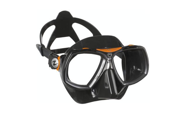 Look 2 - Black Silicone Black/ Orange
