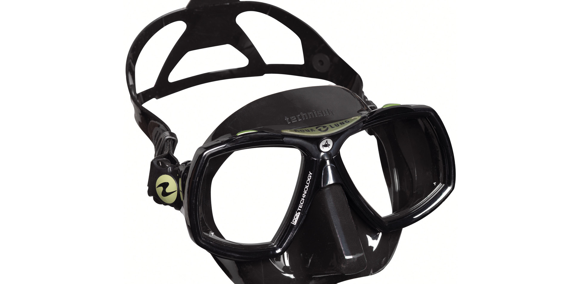 Look 2 - Black Silicone w_ Green (Discontinued)