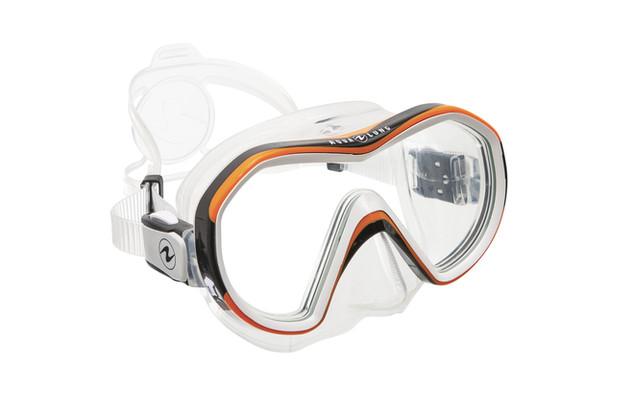 Reveal X1 - Clear Silicone_Black+Orange Frame