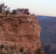 グランドキャニオンツアー Grand Canyon_at Mather point.jpg