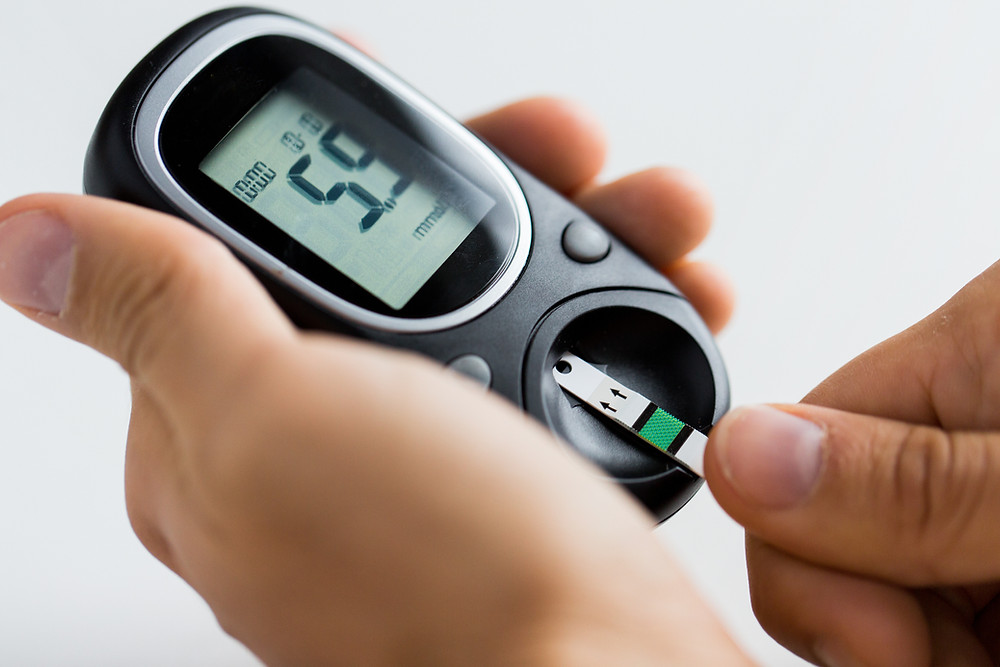 hipoglicemia grave, diabetes glucagon nasal